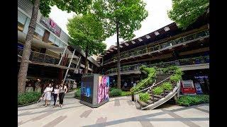 [4K] Walking from BTS Ari station to La Villa Ari shopping mall ...
