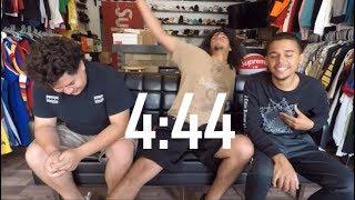 JAY Z - 4:44 (FULL ALBUM) Reaction Review [Bonus Tracks]