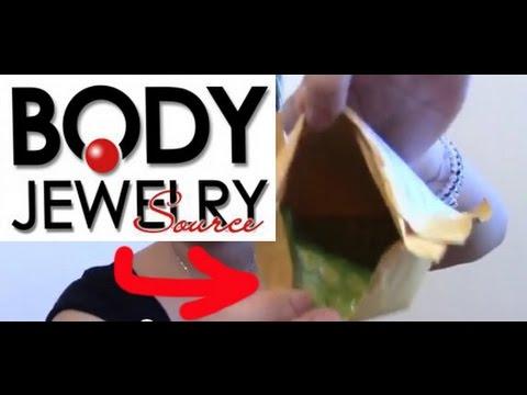 plug haul body jewelry source youtube