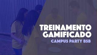 Jogos Corporativos: Campus Party Brasília 2018.