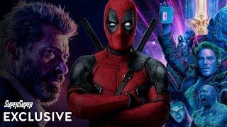 Disney-Fox Deal | X-Men, Fantastic Four & Deadpool in MCU