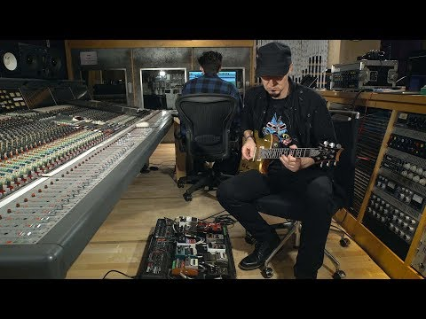 Ace's masterclasses: recording guitar melodies