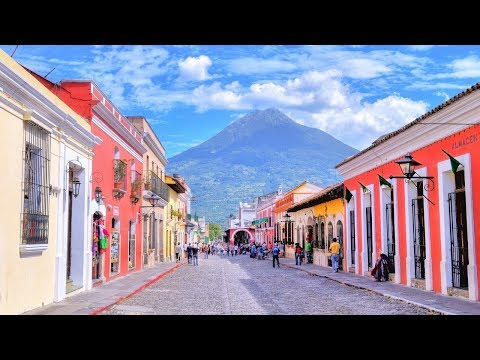 Travel Guide to Guatemala!