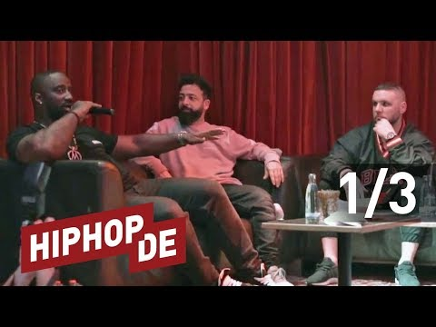 Manuellsen & Fler bei #DerDiisch: Beef, Rassimus, Bushido & Kontra K (Interview) – Teil 1