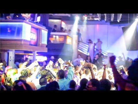 JahLion Sound Smashes Club in San Juan Puerto Rico w Krunkmaster
