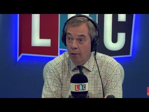 The Nigel Farage Show On Sunday: UK defence cuts 1/2 LBC - 26th November 2017