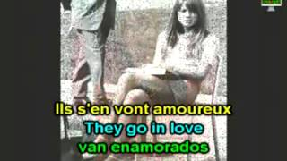 Learn French with Françoise Hardy Tous les gar