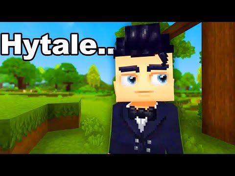 Hytale will offer more than Minecraft currently does for