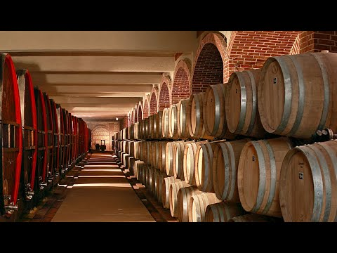 Top Macedonia Tourist Attraction | Tikves Winery