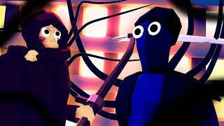 REAPER VS New DARK PEASANT Unit Is An EPIC BATTLE In Totally Accurate Battle Simulator (TABS Mods)