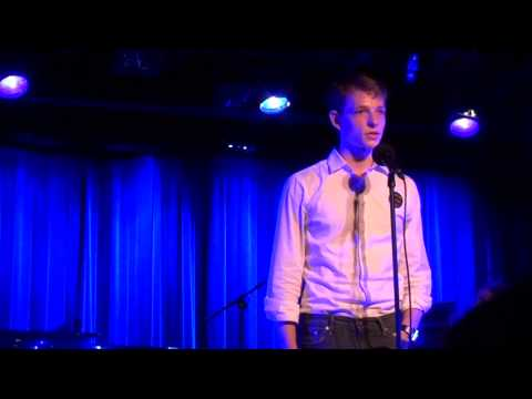 Mike Faist performing