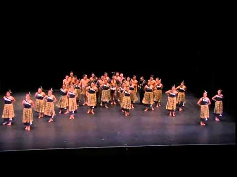 Te Piringa Secondary Schools Regional Kapa Haka Competition 2015