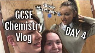GCSE CHEMYSTERY vlog DAY 4