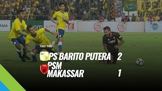 Download Video [Pekan 4] Cuplikan Pertandingan PS Barito Putera vs PSM Makassar, 16 April 2018 MP3 3GP MP4
