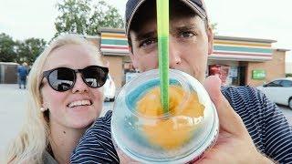 Free Slurpee Day! | Friends, Food, & Fireworks at Magic Kingdom