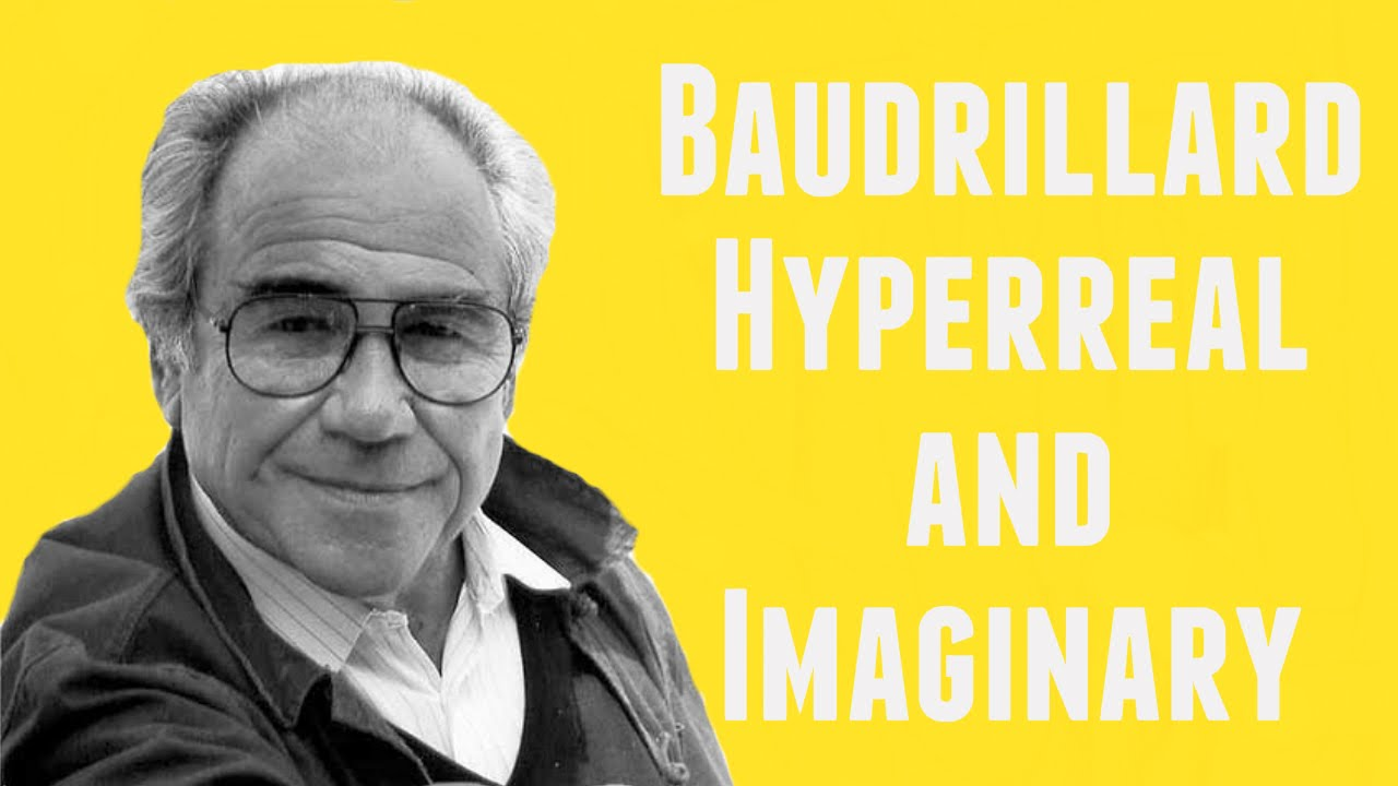 Image result for jean baudrillard