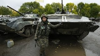 the women fighters ukraine in action with tanks and machine guns