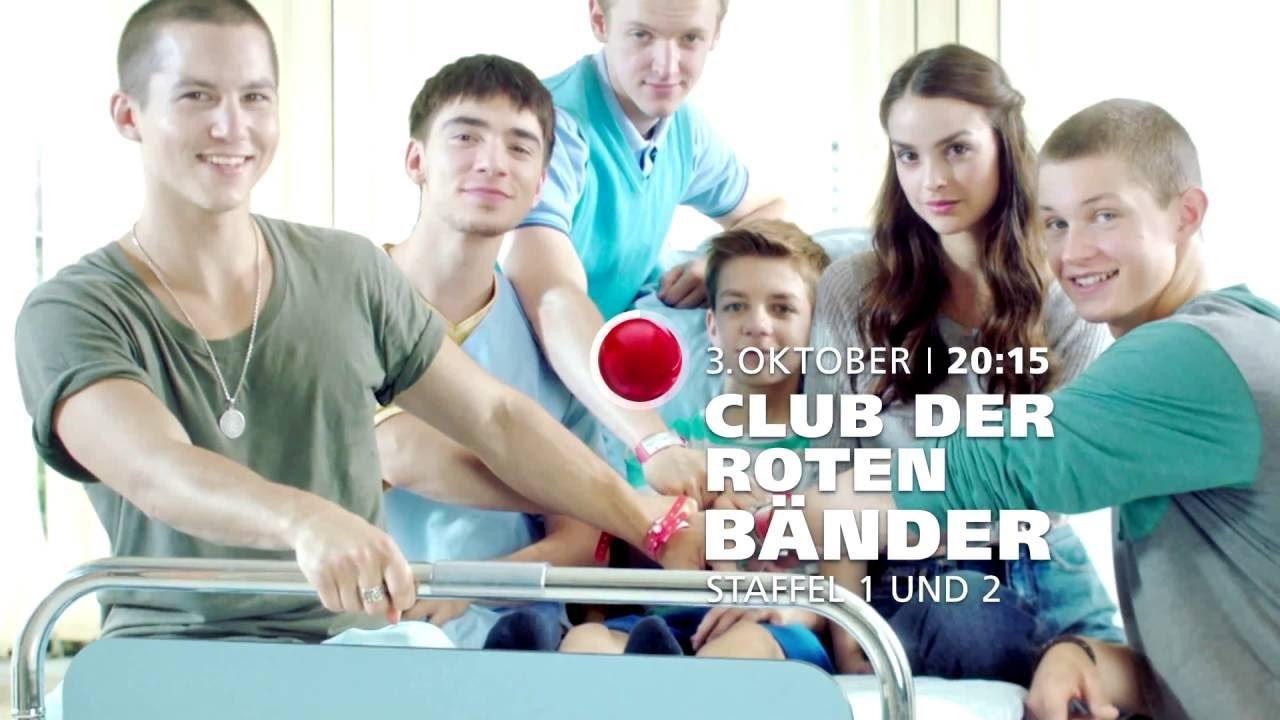 Club Der Roten Bänder Staffel 1 Staffel 2 Ab 0310 Und 0711