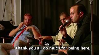 יהודה גליק ומוסי רז: מדינה אחת או שתי מדינות?