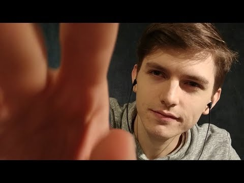 Inaudible Whispering with Hand Movements - Reiki ish (ASMR) Obviously