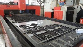 Jasa CNC Laser Potong Plat