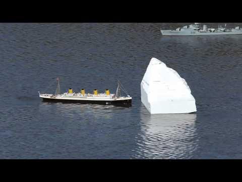Titanic and the Iceberg