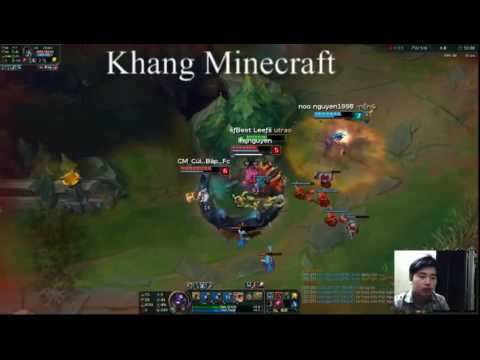 Live Stream Minecraft Cùng 'Khang Minecraft'[Leo Rank ]
