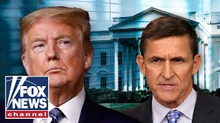 Trump reportedly plans to pardon Michael Flynn: Axios