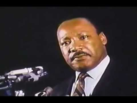 Martin Luther King Jr. - I've Been to the Mountaintop (Last Speech; Assassinated Next Day)