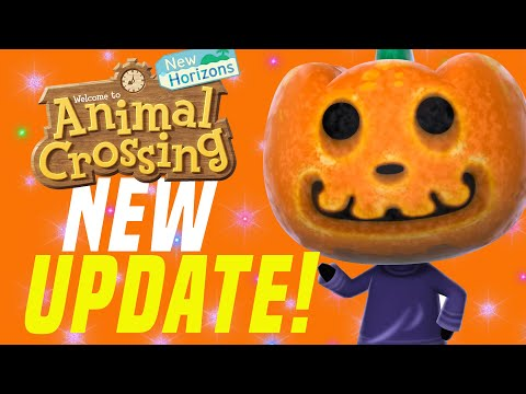 THEY ADDED THIS?! New Animal Crossing Switch Update 1.5! (New Horizons Tips)