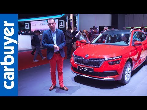 New 2020 Skoda Kamiq SUV revealed