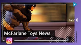 #McFarlane Toys News: Grab your keys, the Bat-Raptor is here! Pre-order yours today link in bio!
