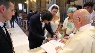 Video Matrimonio Margherita e Luca Rimini - video con drone per matrimoni(Un giorno indimenticabile può diventare unico con le nostre riprese dall'alto. Tutti i momenti che vanno ricordati, l'arrivo della sposa, il lancio del riso sono stati ..., 2014-02-12T14:51:10.000Z)