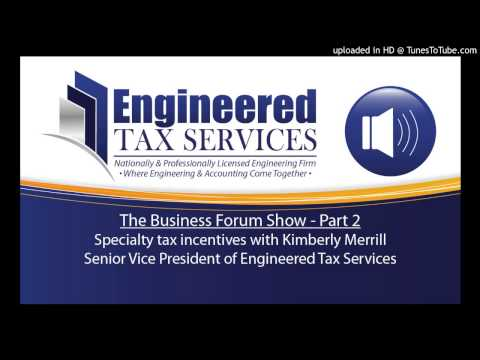 Business Forum Show - Kimberly Merrill, Tom, Jeff, Kevin, Part 2