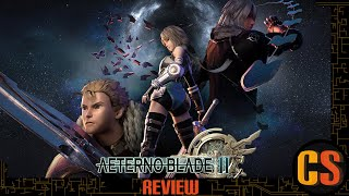 AETERNOBLADE 2 - PS4 REVIEW (Video Game Video Review)