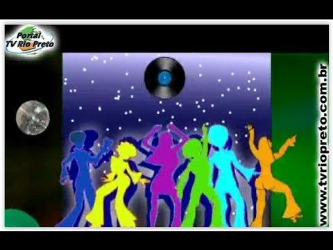 Convite Para Festa Dos Anos 80 Discoteca Em Unaí Youtube