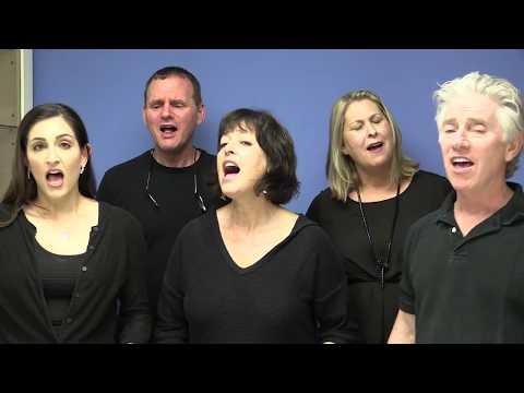 DECOTONES VOCAL JAZZ QUINTET performing WORDS