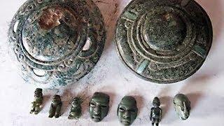 Археологические находки внеземного происхождения. Самые необычные находки археологов