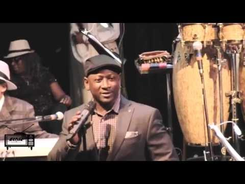 Joe Torry Interview @ The LA Theatre Center   Johnny Guitar Watson Tribute Event