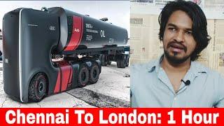 12 Crazy Future Vehicles | Tamil | Madan Gowri | MG
