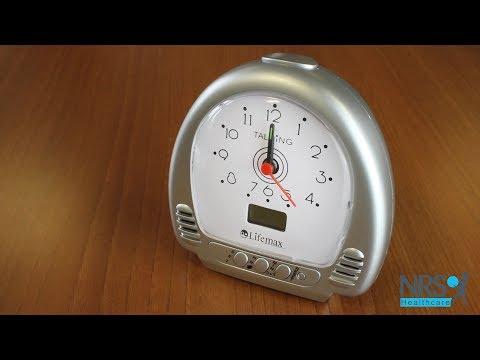 Talking Alarm Clock Review
