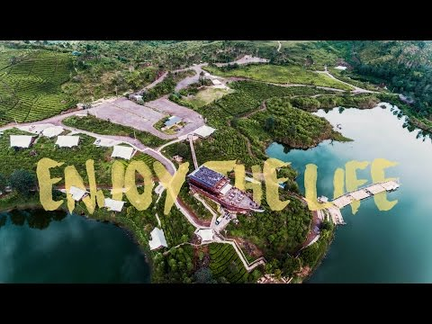 'Enjoy The Life, ( Explore Bandung & Drone View )
