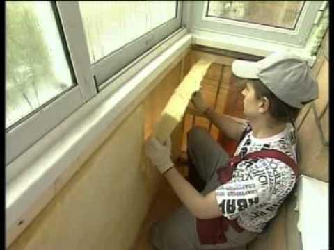 Остекление лоджии. люкс окна, киев funnycat.tv.