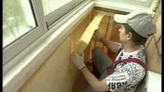 Шумоизоляция балкона(, 2012-01-30T15:25:31.000Z)
