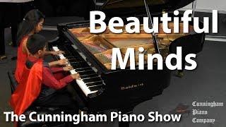 Beautiful Minds - Pranav and Prerna Shankar on The Cunningham Piano Show   S01E09