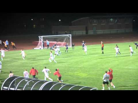 Ohio State Scores Last Second Goal to Tie #1 Akron