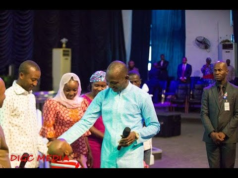 Dr Paul Enenche-Great Grace fast day two H&D service