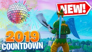 Fortnite NEW YEARS SPECIAL EVENT COUNTDOWN! ! Giveaway #AlienwareHive