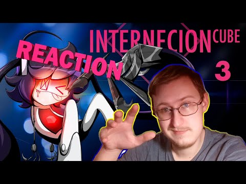 Internecion Cube | Cartoon Series [Part 3] | RUSSIAN REACTION