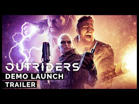 Outriders: Demo Launch Trailer [PEGI]